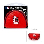 St. Louis Cardinals Mallet Putter Cover