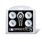 Tampa Bay Rays 4 Ball Gift Set