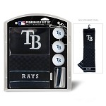 Tampa Bay Rays Embroidered Gift Set