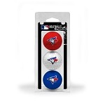 Toronto Blue Jays 3 Ball Clamshell