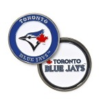 Toronto Blue Jays Double Sided Ball Marker