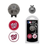 Washington Nationals 2 Marker Cap Clip