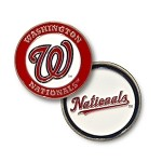 Washington Nationals Double Sided Ball Marker