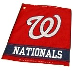 Washington Nationals Woven Towel