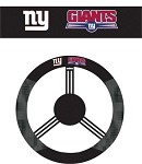 New York Giants Steering Wheel Covers
