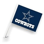 Dallas Cowboys Car Flags