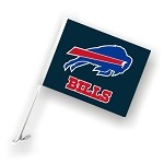 Buffalo Bills Car Flags