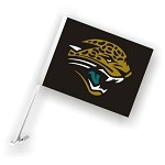 Jacksonville Jaguars Car Flags