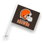 Cleveland Browns Car Flags
