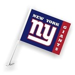 New York Giants Car Flags