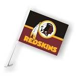 Washington Redskins Car Flags