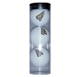 Appalachian State Mountaineers Golf Balls