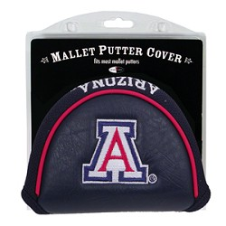 Arizona Wildcats Mallet Team Golf Putter Cover