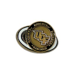 Central Florida Golden Knights Golf Hat Clip