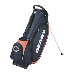 Chicago Bears Wilson NFL Golf Stand Bag