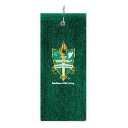 Florida A&M Rattlers Embroidered Golf Towel