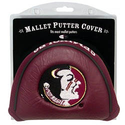 Florida State Seminoles Mallet Team Golf Putter Cover