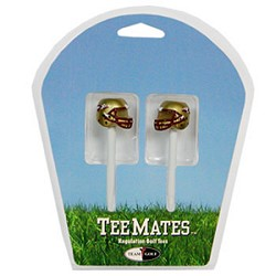 Florida State Seminoles Set of 2 Mascot Golf Tees