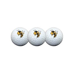 Georgia Tech Yellow Jackets Golf Balls