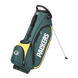 Green Bay Packers Wilson NFL Golf Stand Bag