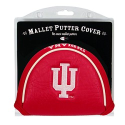 Indiana Hoosiers Mallet Team Golf Putter Cover