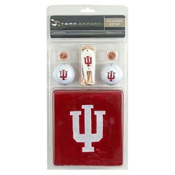 Indiana Hoosiers Golf Gift Set