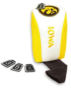 Iowa Hawkeyes Players Performance Golf Headcover