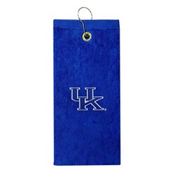 Kentucky Wildcats Embroidered Golf Towel