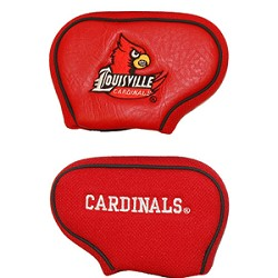 Louisville Cardinals Blade Team Golf Putter Cover