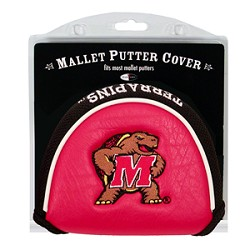 Maryland Terrapins Mallet Team Golf Putter Cover