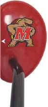Maryland Terrapins Mallet Golf Putter