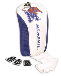 Memphis Tigers Players Performance Golf Headcover