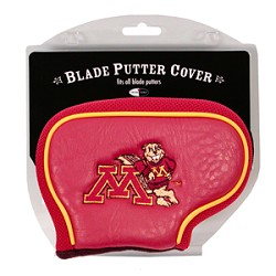 Minnesota Golden Gophers Blade Team Golf Putter Cover