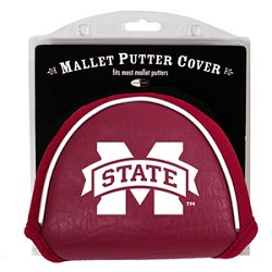 Mississippi State Bulldogs Mallet Team Golf Putter Cover