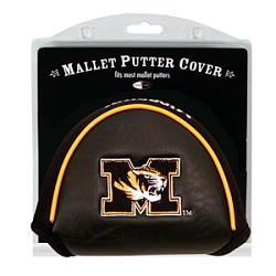 Missouri Tigers Mallet Team Golf Putter Cover