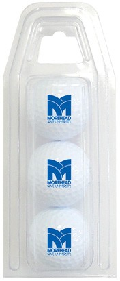 Morehead State Eagles Golf Balls