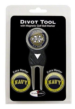 U.S. Navy Golf Divot Tool Set