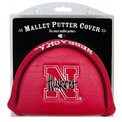 Nebraska Cornhuskers Mallet Team Golf Putter Cover