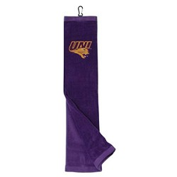 Northern Iowa Panthers Embroidered Golf Towel