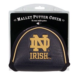 Notre Dame Fighting Irish Mallet Team Golf Putter Cover