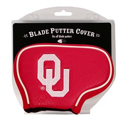 Oklahoma Sooners Blade Team Golf Putter Cover