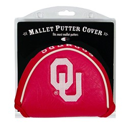 Oklahoma Sooners Mallet Team Golf Putter Cover
