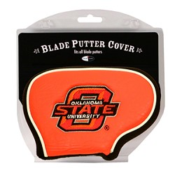Oklahoma State Cowboys Blade Team Golf Putter Cover