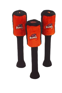 Oregon State Beavers Graphite Golf Headcovers