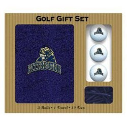 Pittsburgh Panthers Embroidered Golf Gift Set