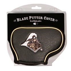Purdue Boilermakers Blade Team Golf Putter Cover