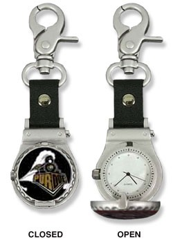 Purdue Boilermakers Golf Bag Watch