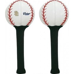 San Diego Padres Baseball Golf Driver Head Cover