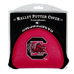 South Carolina Gamecocks Mallet Team Golf Putter Cover
