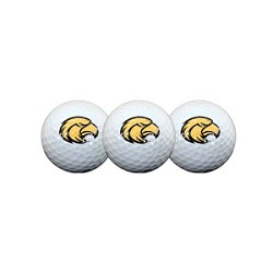 Southern Miss Golden Eagles Golf Balls